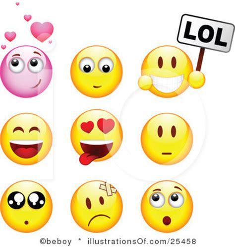 Free Emoticon Clipart