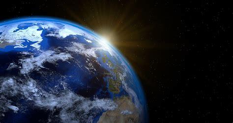 Free illustration: Earth, Planet, World, Globe, Sun - Free ...