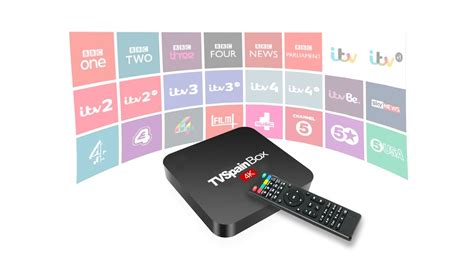Free live UK TV and World TV on TV Spain Box - YouTube