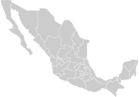 Free Mapa Mexico Vector