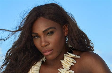 free nude picture of serena williams