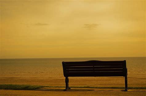 Free photo: Bench, Sea, Sepia, Effect   Free Image on ...