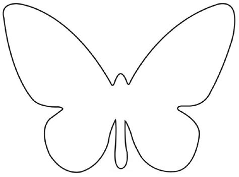 FREE Printable Butterfly Template | COLLAGE & SCRAPBOOKING ...