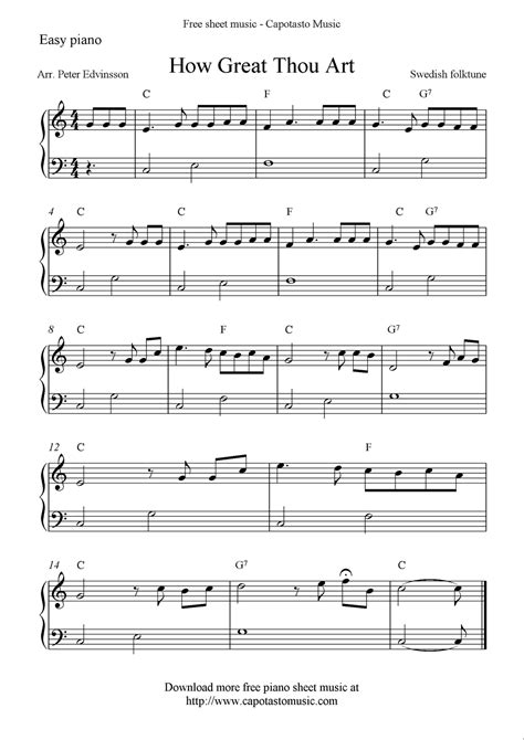 Free Sheet Music Pages & Guitar Lessons | Orchestra ...