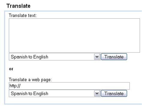 Free Spanish Translation   Verbser