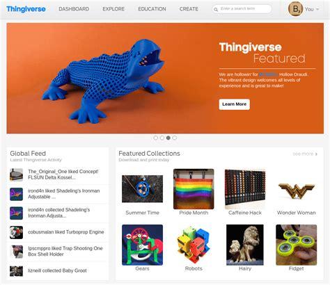 Free STL Files & 3D Printer Models   The 35 Best Sites ...