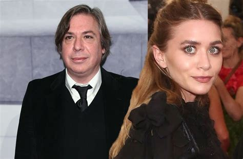 Free To Be Together? Ashley Olsen s Married Man Settles ...