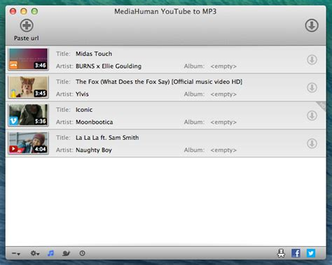Free YouTube to MP3 Converter   download music and take it ...