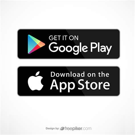 Freepiker   google play & app store icon