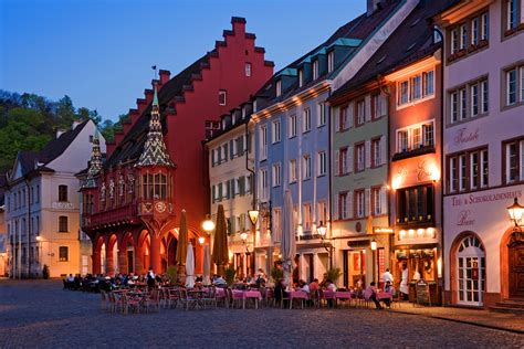 Freiburg: a city with a sunny disposition.   Tourism in ...