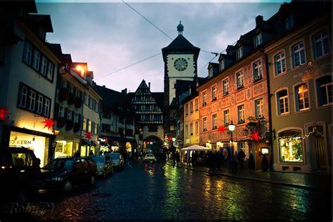 Freiburg by Night   Viaggi, vacanze e turismo: Turisti per ...