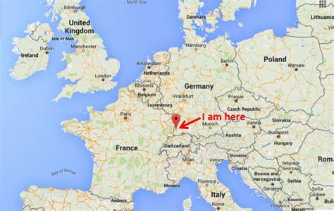 freiburg germany map – World Map, Weltkarte, Peta Dunia ...