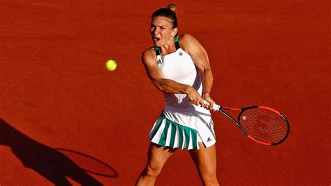 French Open 2017 results, TV schedule: Simona Halep ...