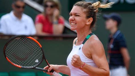 French Open: Simona Halep destroys Carla Suarez Navarro ...