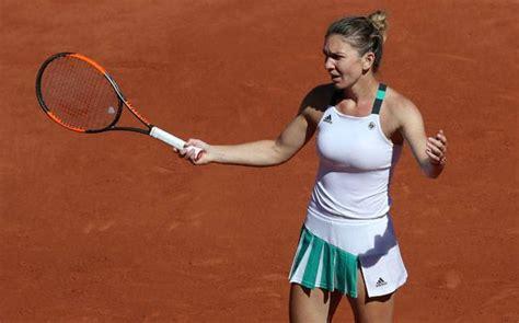 French Open: Simona Halep says she felt like a spectator ...