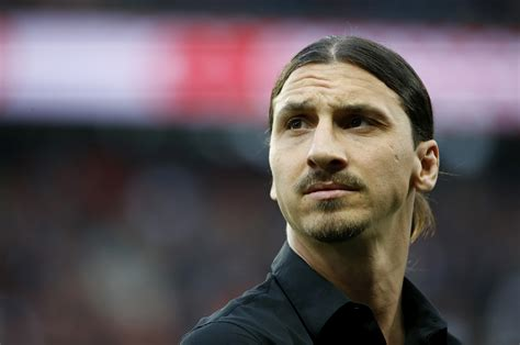 French soccer star Zlatan Ibrahimovic to launch scent
