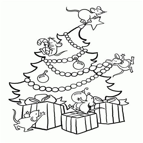 Fresco Dibujos De Navidad Coloreados