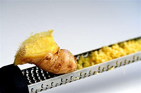 Fresh Ginger Tips • Steamy Kitchen Recipes