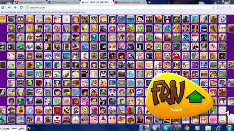 FRIV COM Only The Best Free Online Games! 2014 - YouTube