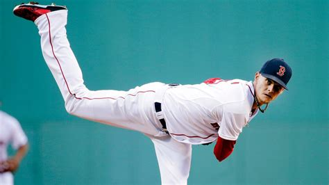 From here, Clay Buchholz sure looks like a keeper   Boston ...
