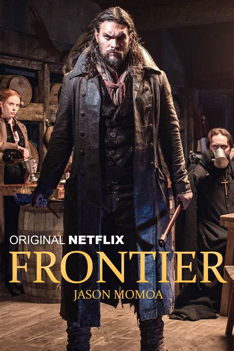Frontier  TV Series 2016      Posters — The Movie Database ...