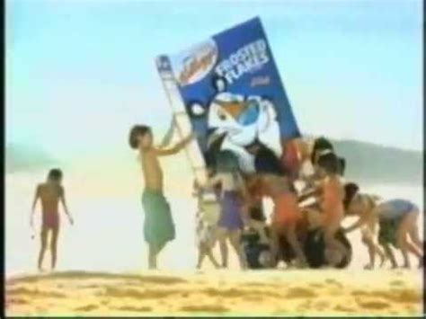 Frosted Flakes Commercial   Beach   YouTube