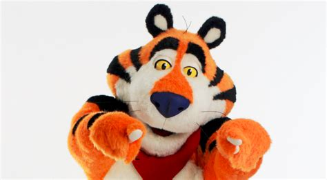 Frosted Flakes has revealed an animatronic Tony the Tiger ...