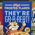 Frosted Flakes  Kellogg s  Cereal Picture Collection