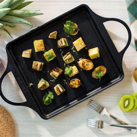 Frutas a la plancha | Danacol