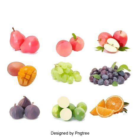 Frutas Fotos De Frutas HD Realismo Archivo PNG y PSD para ...