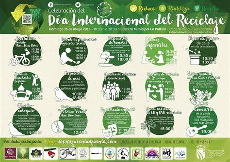 FUENLABRADA / Celebrando el Día Mundial del Reciclaje en ...