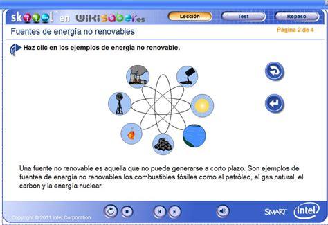 Fuentes de energía no renovables | Recurso educativo 49493 ...