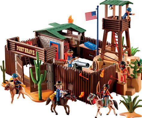 Fuerte del Oeste de Playmobil en oferta