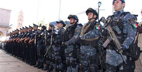 Fuerte presencia de Policía Federal en Toluca   Noticias ...
