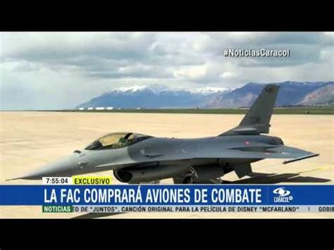 Fuerza Aérea comprará nuevos aviones de combate para ...