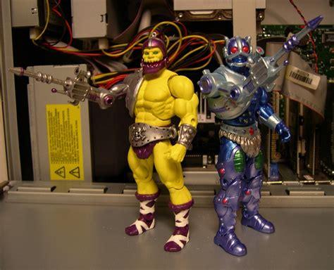 Fuerza T Tekno & Minicomics Trap Jaw Custom Figures ...