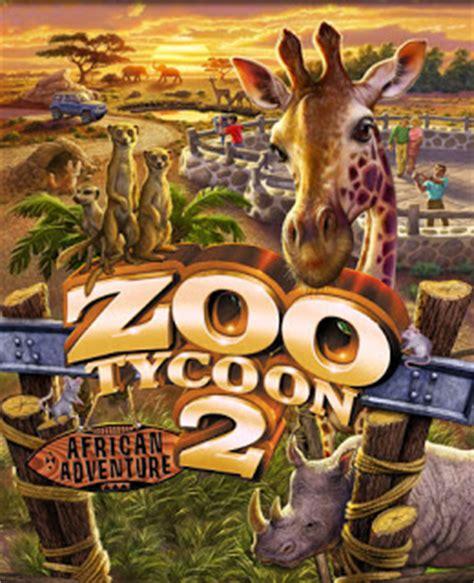 Fujiwara Mitsuki: Zoo Tycoon 2 Expansion Pack