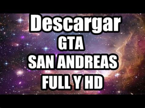 [Full Download] Descargar Gta San Andreas Para Windows 10 ...