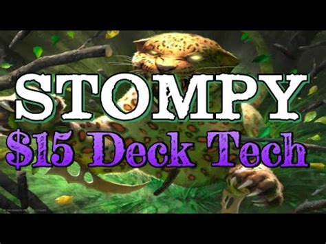 [Full Download] Mtg Standard Stompy Deck Tech Playing On A ...