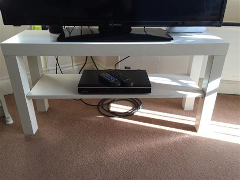 Full House Clearance! IKEA – LACK TV bench / TV stand ...