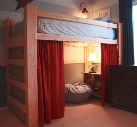 Full Size Bunk Beds For Adults. Full Size Loft Bed For ...