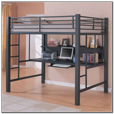 Full Size Loft Bed With Desk Ikea   Beds : Home Design ...