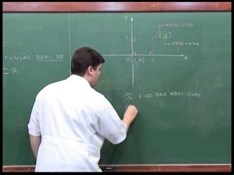 Função Real de Variável Real, Plano Cartesiano e Gráfico ...