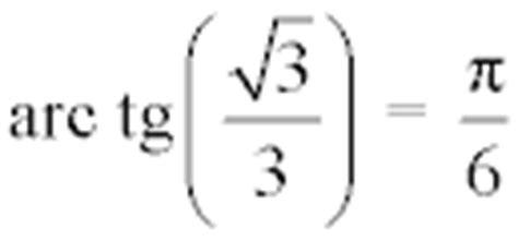 Función trigonométrica inversa: función arcotangente ...