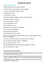 Funciones Del Lenguaje RESUELTOS