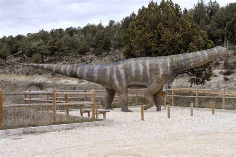Fundacion Dinosaurios Cyl: RUTA DE LAS ICNITAS POR BURGOS