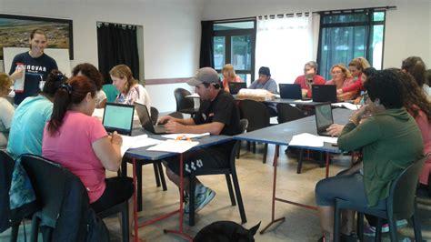 Fundación Innovar - Avanza el taller de Cultura Digital.