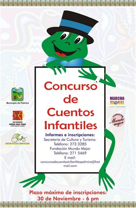 Fundación Mundo Mejor: Concurso de Cuentos Infantiles