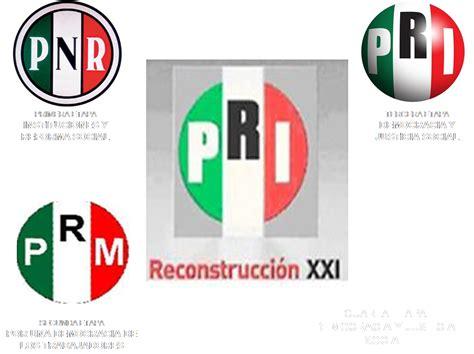 Fundación y Evolución del PRI