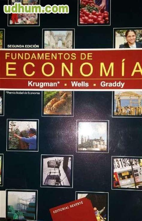 FUNDAMENTOS DE LA ECONOMÍA 2EDICIÓN UNED